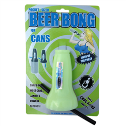 The Can Bong - Glow In The Dark