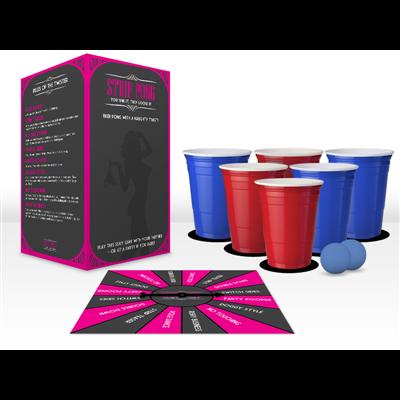 Strip Pong Set