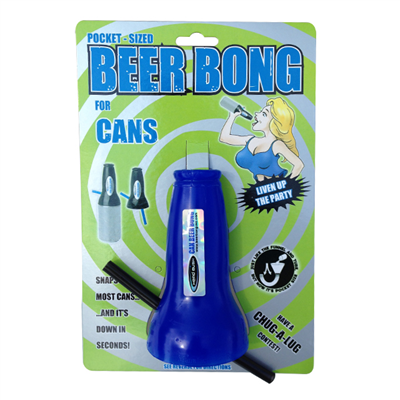 The Can Bong - Blue