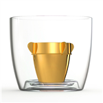 Bomber Jagerbomb Cup - Gold 10 Pack