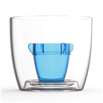 Bomber Jagerbomb Cup - Blue 10 Pack