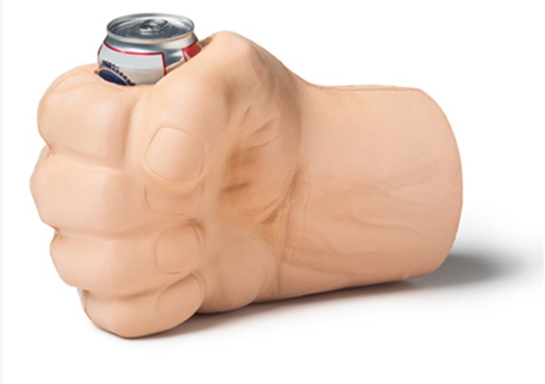 Fist beer cooler